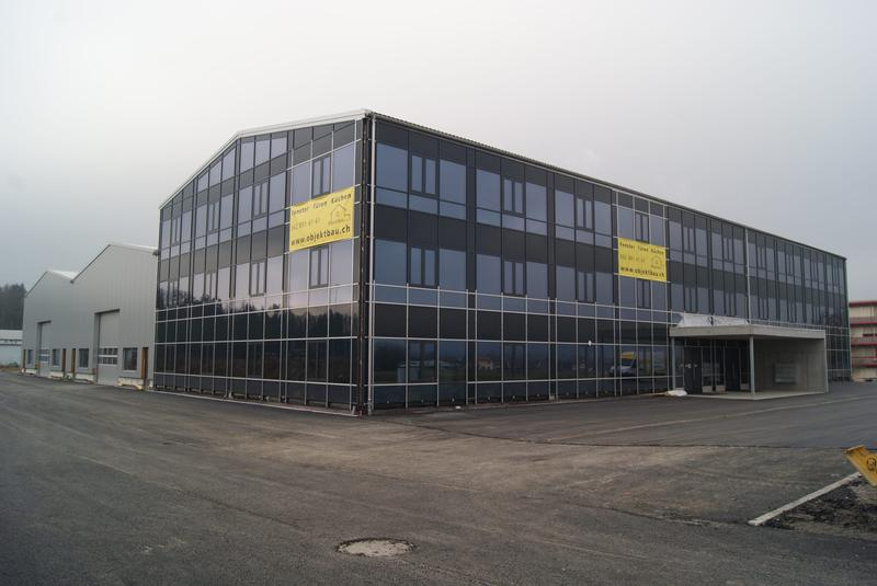Produktions- oder Lagerfläche? Neuer Firmensitz in Lenzburg?