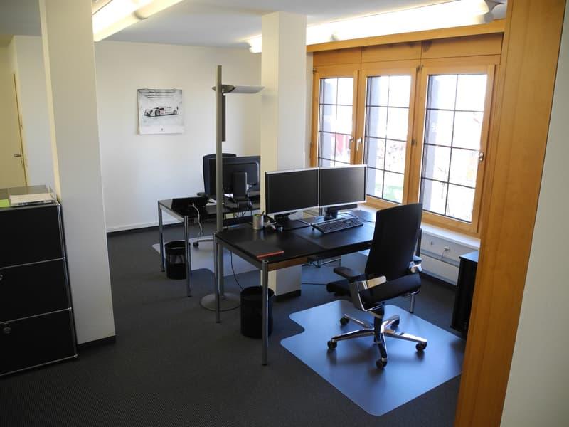 Büroräume in Bäch/Wollerau: direkt am Zürichsee und in der niedrigsten Steuersatz Region der Schweiz
