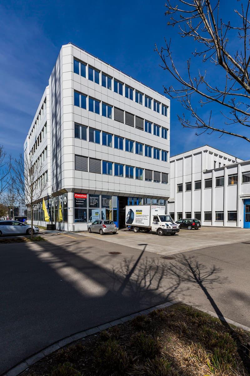 Büroflächen in Schlieren-Zürich