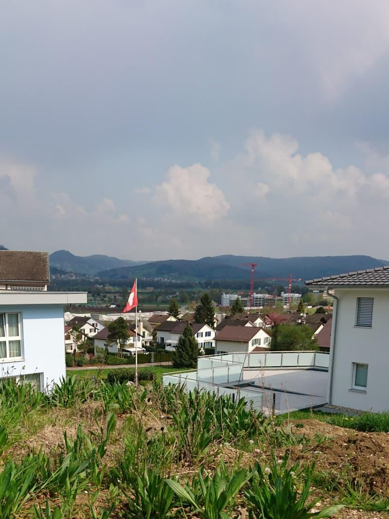 Bauland in Bad Zurzach mit sensatioineller Aussicht ins Umland