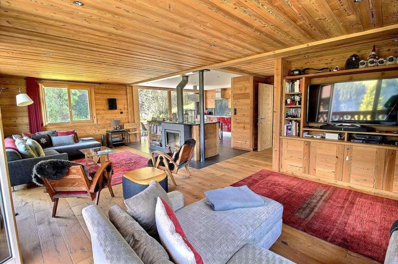 A LOUER CHALET 6 PIECES A CHAMPERY