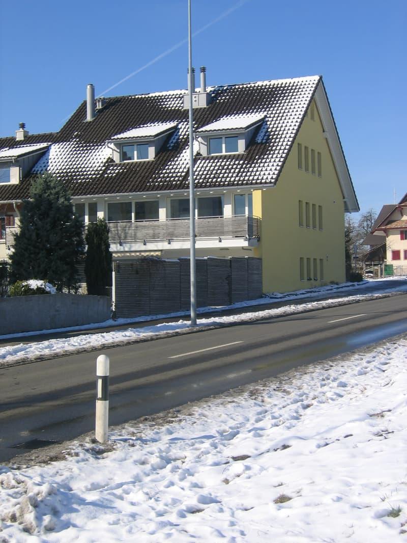 Schöne, grosszügige Wohnung in Oberwil-Lieli