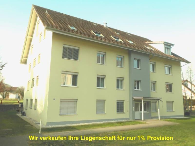 Neuwertig und modern: 163m² Wohnfläche bietet Ihnen diese 5.5 Zi.-Wohnung