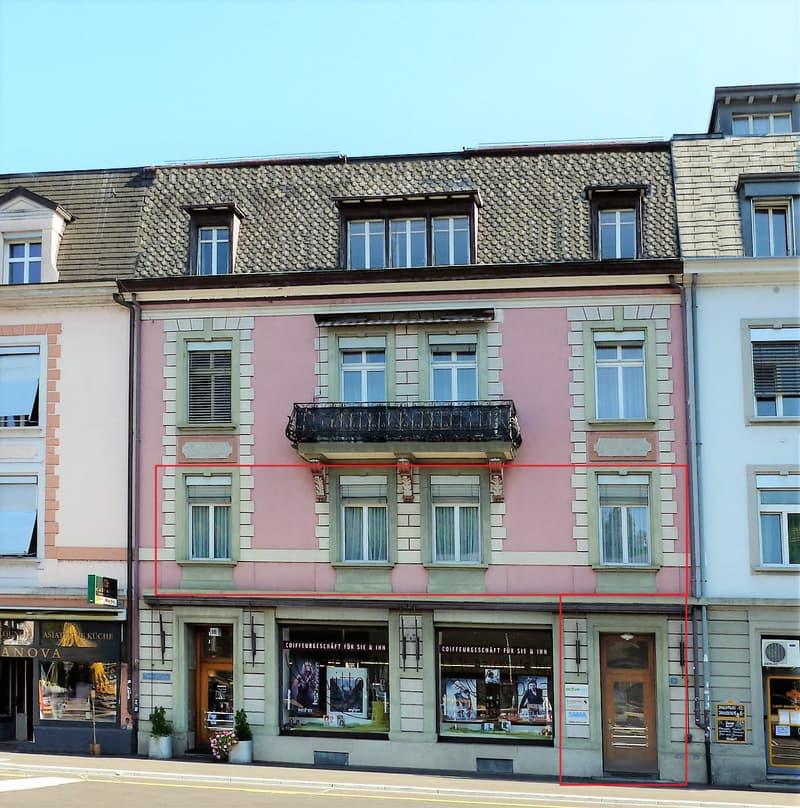 Büro mit Charakter - Zentral in Baden