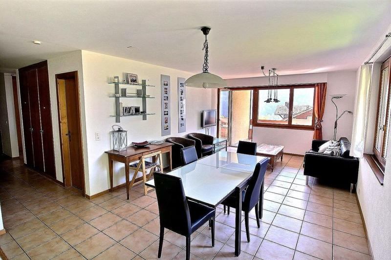 A LOUER APPARTEMENT 4.5 PIECES A CHAMPERY