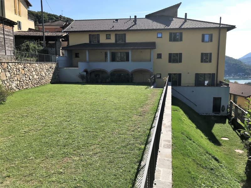 Villa Lucchini: casa signorile del 1750 interamente rinnovata (download brochure)