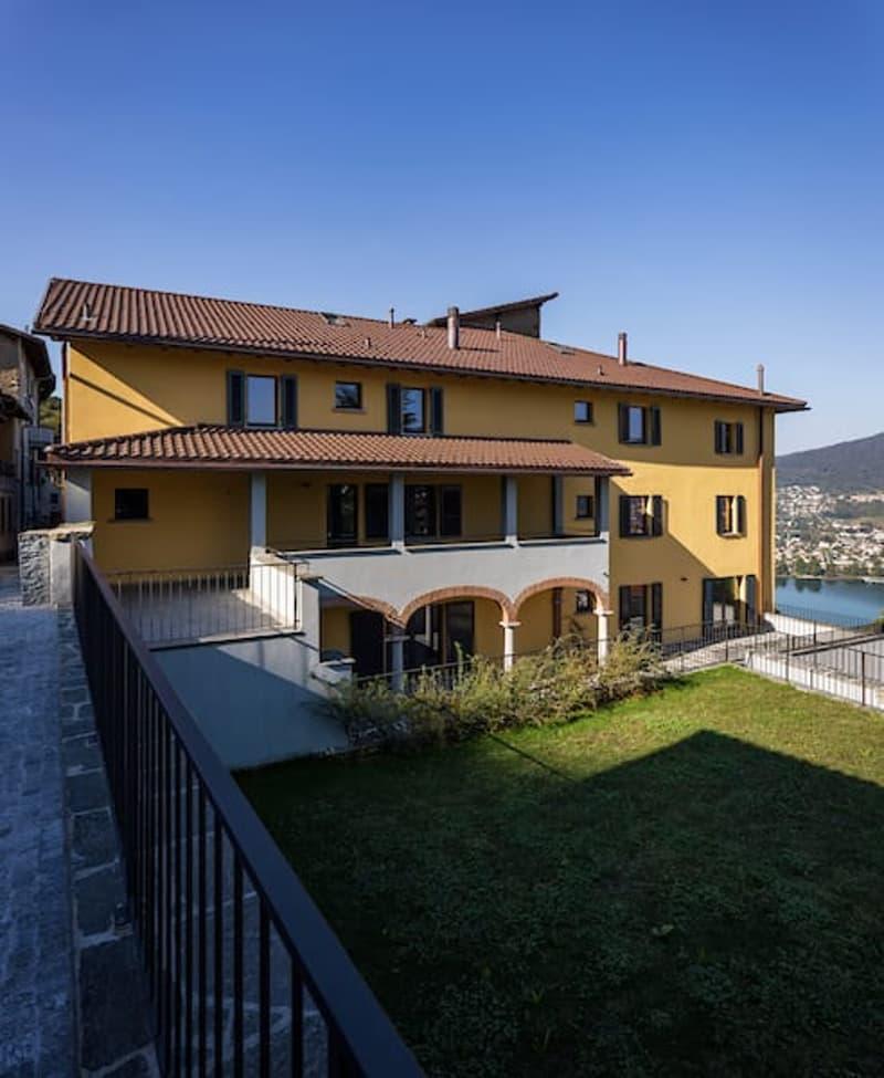 Villa Lucchini, casa signorile del 1750 interamente rinnovata (download brochure)