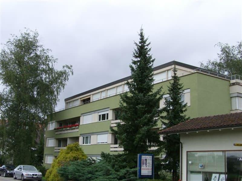Gebäude von Aussen