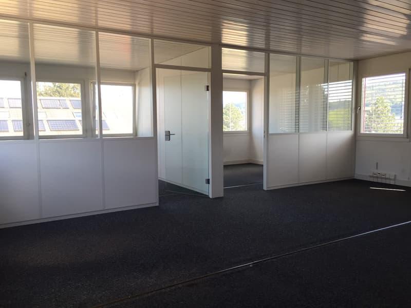 Büro/Atelier mit Dachterasse in Felben