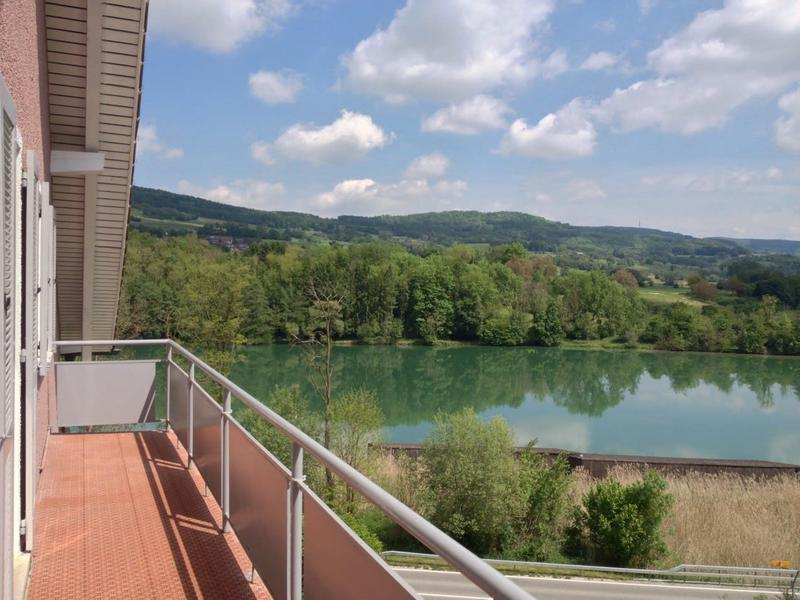 Wohnen mit Aussicht auf den Rhein