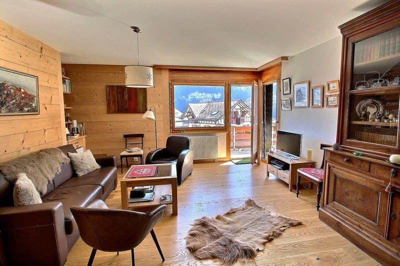 Magnifique appartement 2.5 pièces / Beautiful 2.5 room apartment