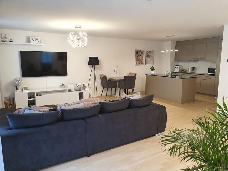 Exklusive und hochmoderne 3.5-Zimmer-Wohnung. Luxus pur!