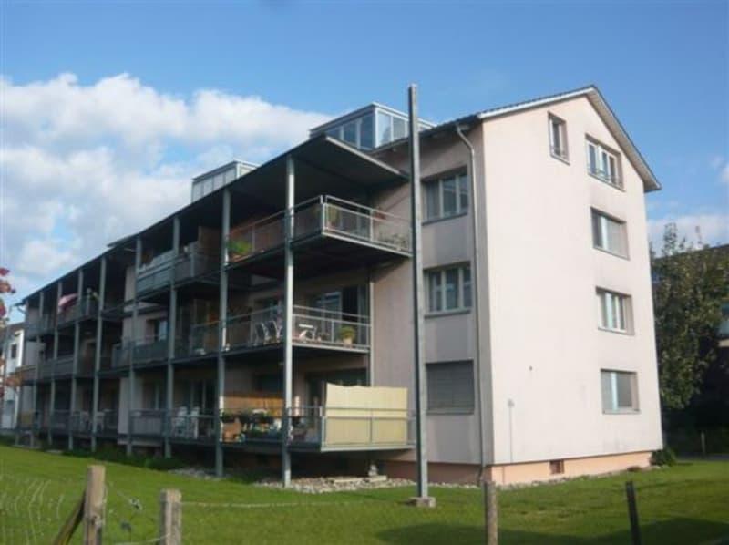 Charmante Wohnung mit grossem Balkon (1)