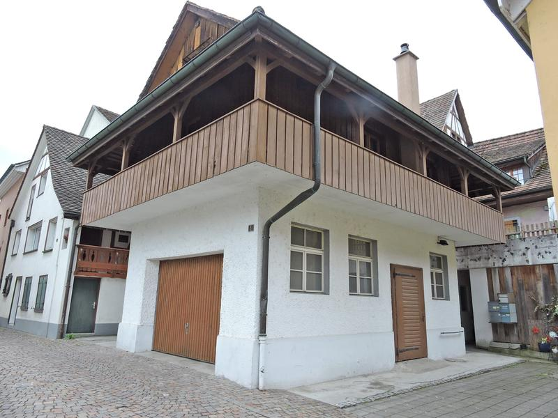 Gemütliches Wohnen im Herzen der Altstadt Diessenhofen