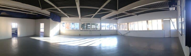 Panorama Ansicht Grosser Raum