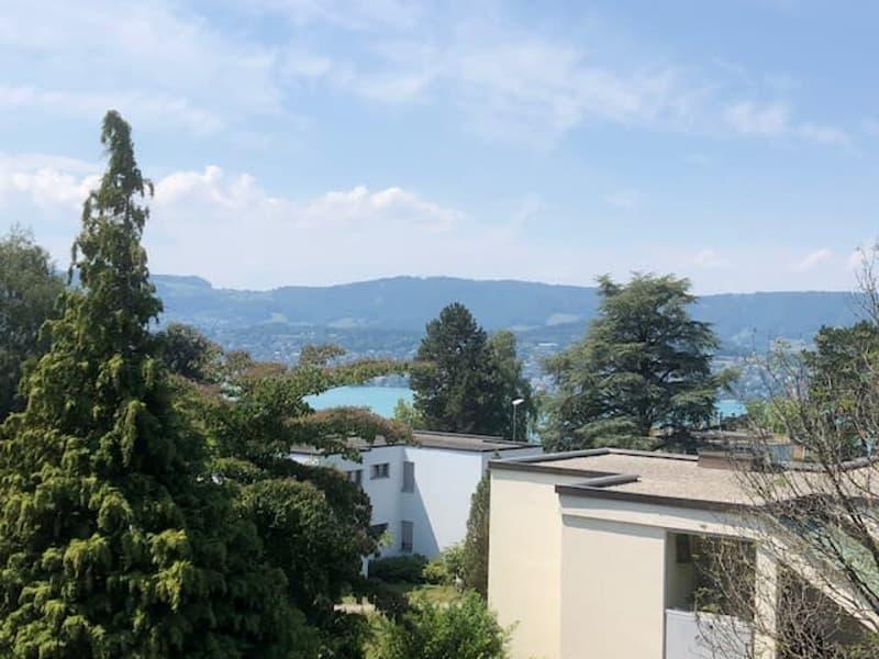 Aussicht / Seesicht vom Balkon