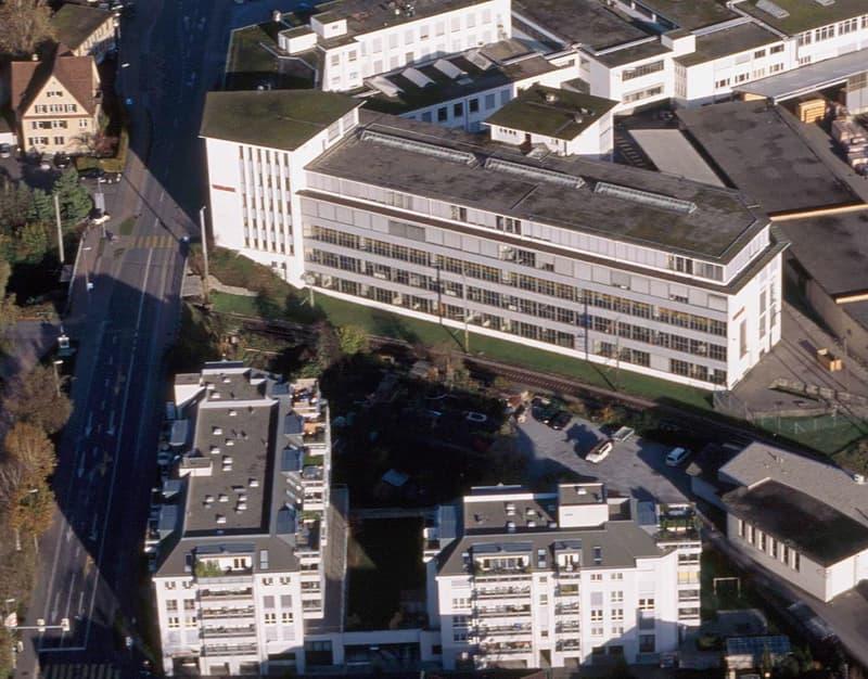 Büro- und Gewerbefläche im Zentrum von Rapperswil