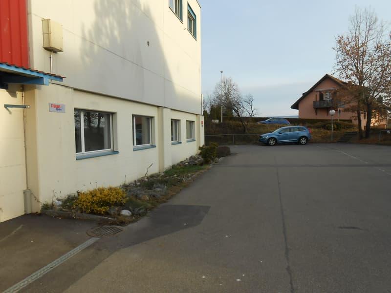 Büros / Atelier / Praxisräume in Birrhard