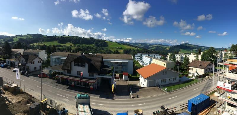 Wunderschöne Attikawohnung (D21) mit Sicht auf Alpstein