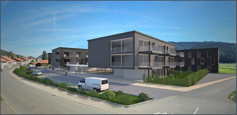 Appartements à louer à La Sagne