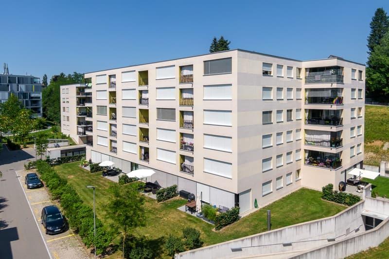 Modern ausgebaute Parterrewohnung mit gemütlichem Gartensitzplatz (1)