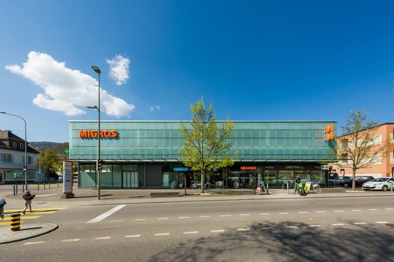 Migros Markt Gelterkinden - 125 m2 Verkaufsfläche