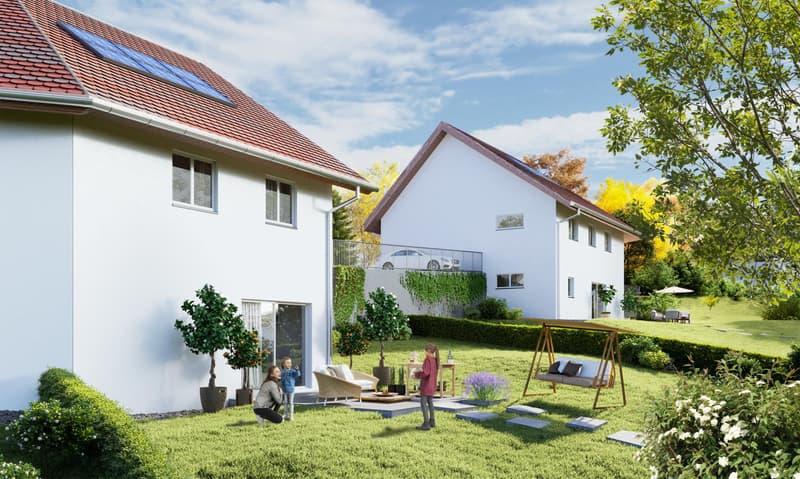 Nouvelle promotion de 4 villas à Monnaz - Dernière chance de personnalisation (2)