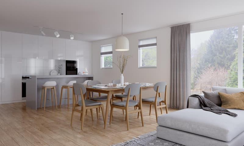 Nouvelle promotion de 4 villas à Monnaz - Dernière chance de personnalisation (4)