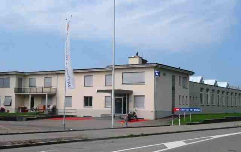 ehemaliges Chefbüro Büro (2 Räume) im 1.OG