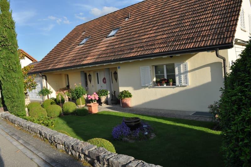 Landhaus Villa angrenzend an Landwirtschaftszone