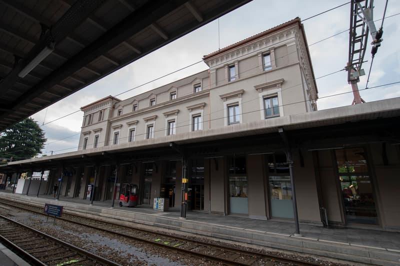 In locazione appartamento C - 4 1/2 locali 1P - Stazione FFS Locarno (1)