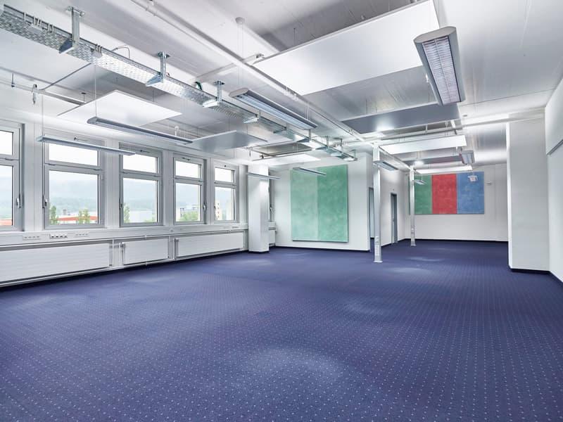 Schönes und rasch verfügbares Büro, auch für befristete Miete