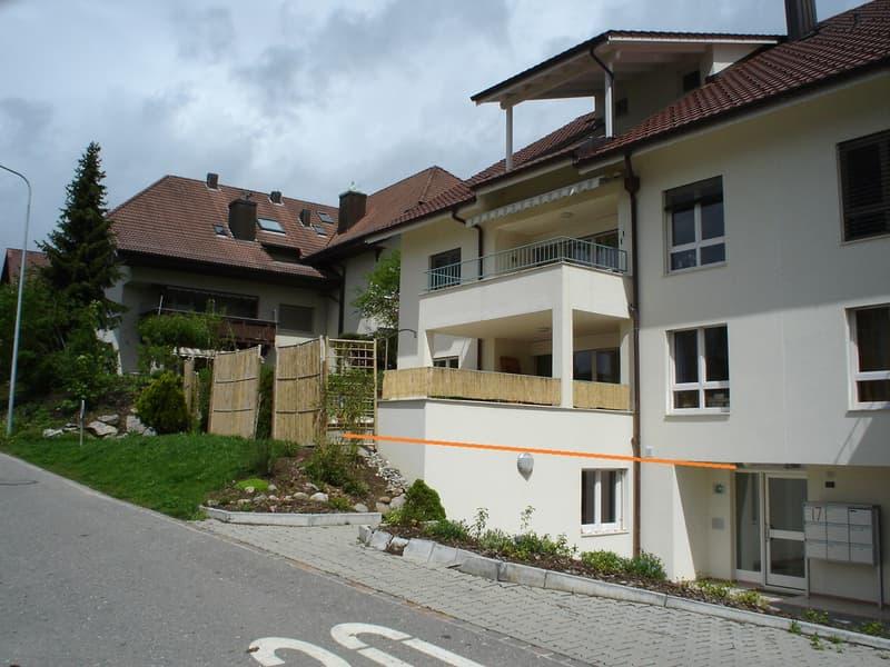Büroräumlichkeit im Dorfkern von Oberwil-Lieli