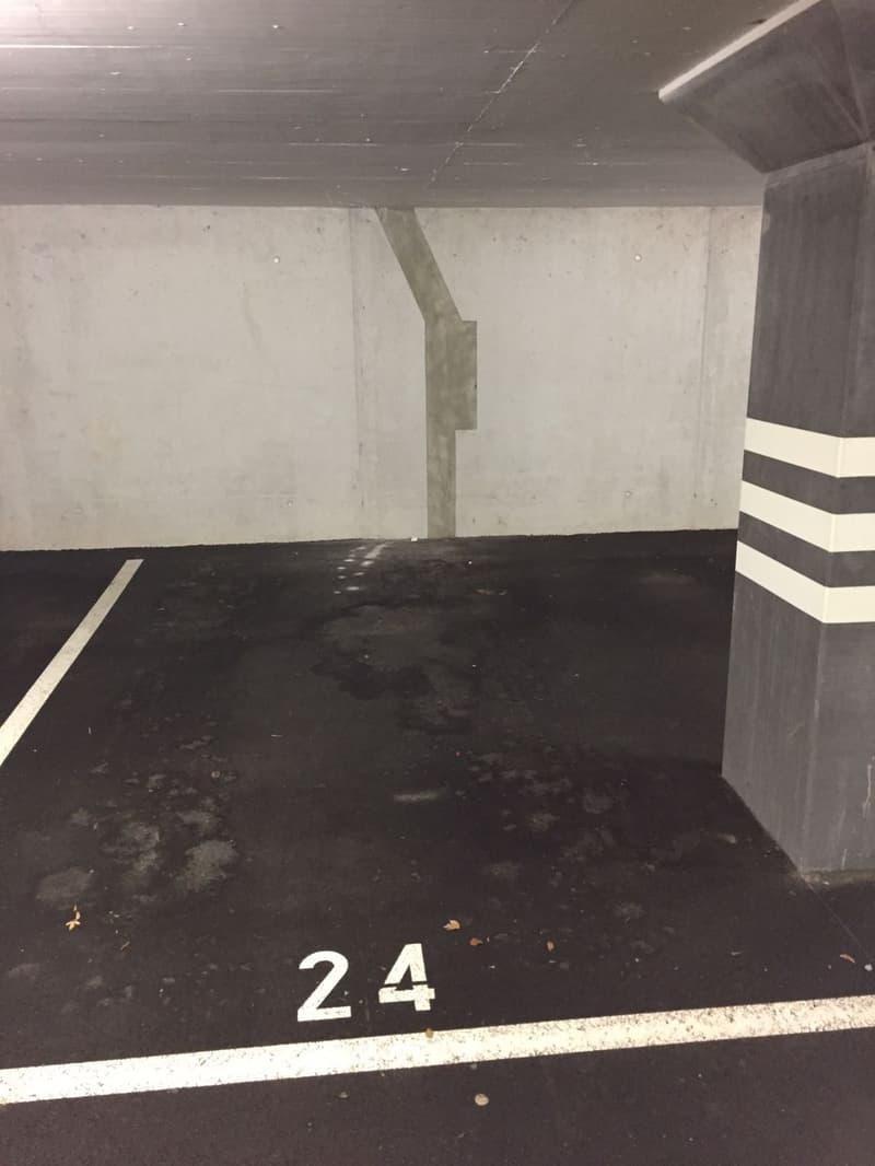 Einstellhallenplatz in Tiefgarage zu vermieten (GEFA)