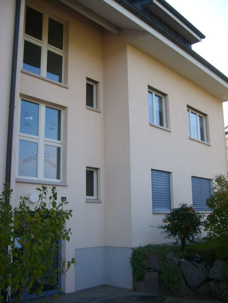 Schöne, helle 4,5 Zimmer Dachwohnung