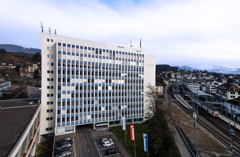 Hochhaus / Joweid Zentrum 1