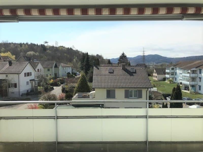 Balkon unten