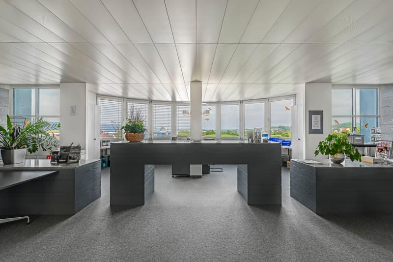 Bezugsbereite und möblierte Büroflächen zur Miete (2)