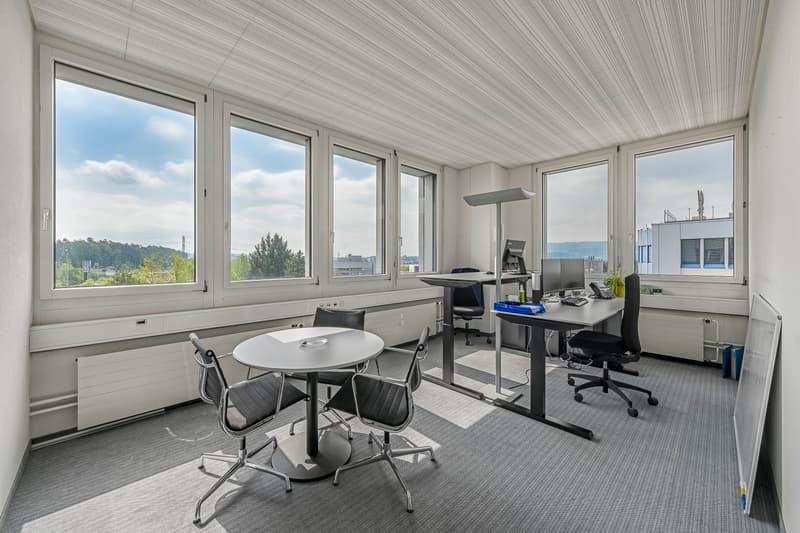 Bezugsbereite und möblierte Büroflächen zur Miete (3)