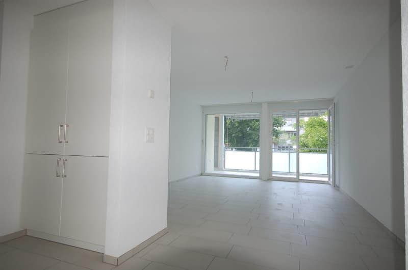 moderne 3.5-Zimmerwohnung mit Balkon