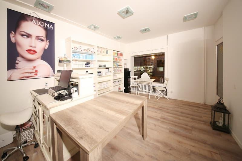 Eingerichtetes Studio für Pedicure/Manicure/Massage, im Zentrum Bad Ragaz