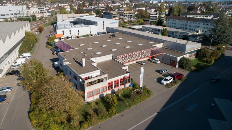Parkplätze nähe Bahnhof Weinfelden