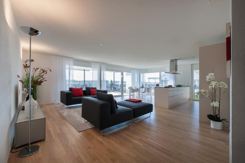IHRE NEUE 5.5 Zimmerwohnung --> Sie bestimmen den Innenausbau