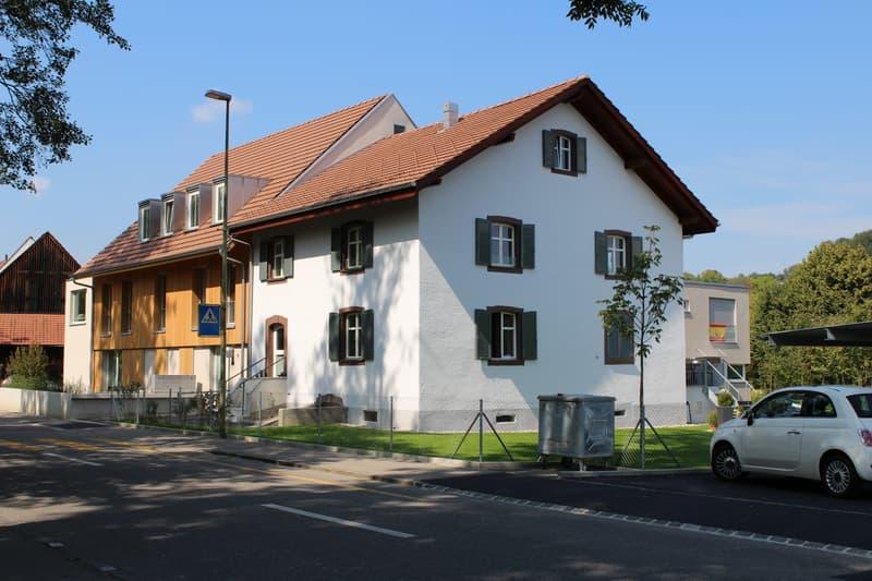 4,5 Zimmer Dachwohnung mit Galerie
