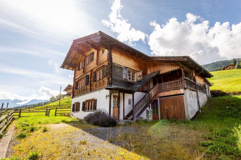 Wunderschönes Einfamilienhaus mit Einliegerwohnung