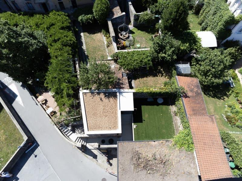 gioiello abitavito con privacy nel nucleo storico di carona con giardino