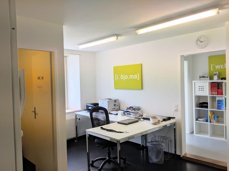 Büro / Atelier im Zentrum von Sissach