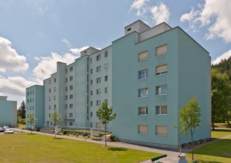 Helle Wohnung in grüner Umgebung