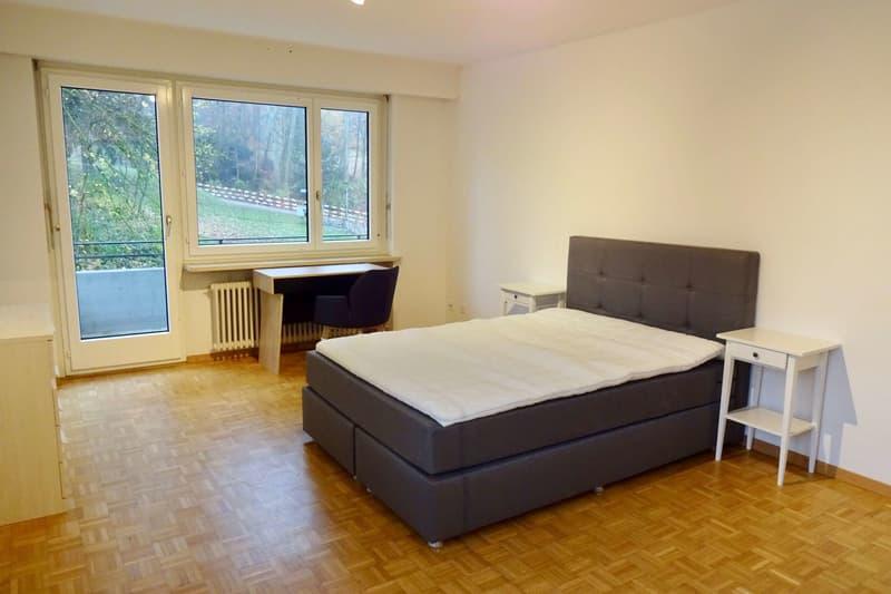 ONLINE BESICHTIGUNG Möbliertes Zimmer in Wohngemeinschaft nähe Hönggerberg