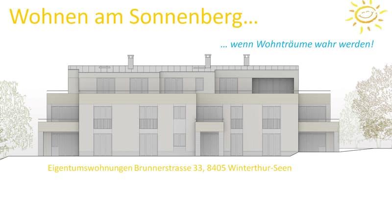 Wohntraum wird wahr, am Sonnenberg in Winterthur-Seen